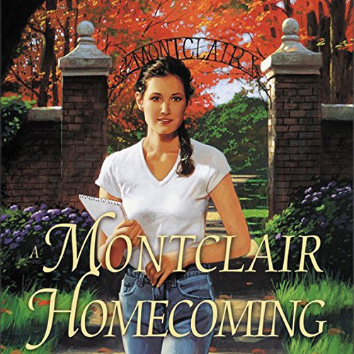 Montclair Homecoming audiobook cover art