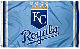 WinCraft Kansas City Royals Powder Blue Flag and Banner
