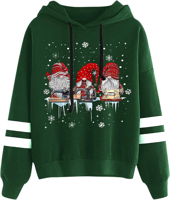 Hemlock Women Spring new work Girls Sweatshirts Christmas Santa Cute Pri Sale special price Hoodies