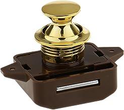 B Baosity Push Catch Latch Knob Lock voor RV Trailer Camper Motor Home Cargo Trailer Cabinet Lade Closet Cupboard Deuren