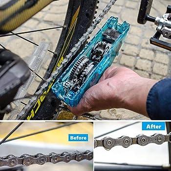 ATUCCO Cadena portátil Bicicleta de la Motocicleta Cleaner ...