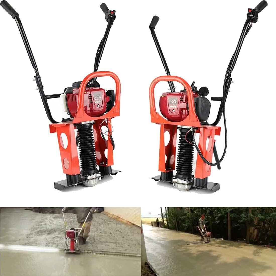 DNYSYSJ Sale item Gas Concrete Wet Popular standard Screed Stroke Power 37.7CC Com 4