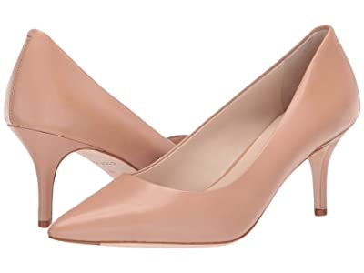 Cole Haan Vesta Pump (65mm) (Nude Leather) Women
