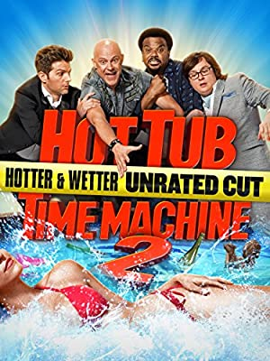 Hot Tub Time Machine 2 (Unrated)