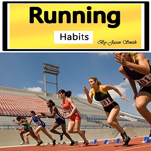 Running Habits audiobook cover art