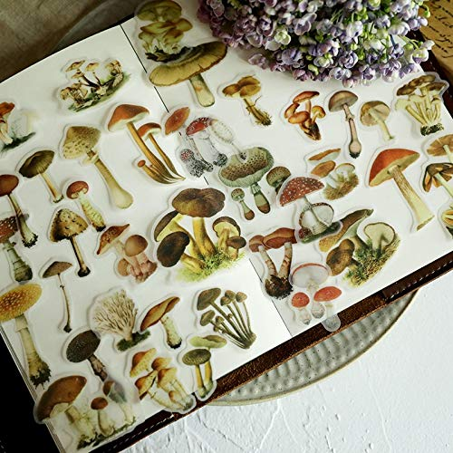 HENJIA Pegatinas de vitela de Setas Vintage para Scrapbooking Happy Planner Card Making Journaling Project 100Pcs