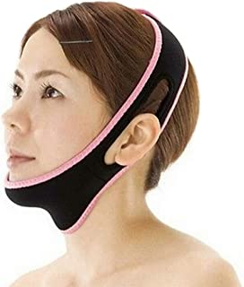 Exclusive Us Heng Song V Line Facial Mask Chin Neck Belt Sheet Anti Aging Face Lift Up