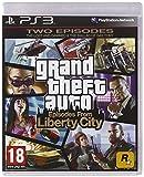 Cenega Grand Theft Auto: Episodes from Liberty City, PS3 PlayStation 3 Inglés vídeo - Juego (PS3, PlayStation 3, Acción, M (Maduro))