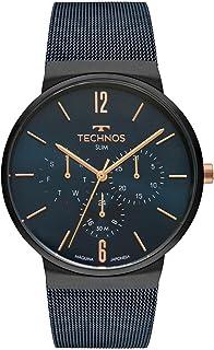Relógio Technos Masculino Slim Grafite - 6P29AKP/4A