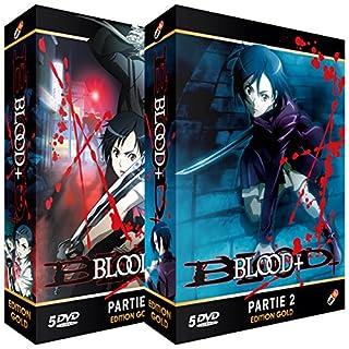 Blood+ (The Last Vampire) -Intégrale-Edition Gold-2 Coffrets (10 DVD + Livrets) (B00890Y4F0)   Amazon price tracker / tracking, Amazon price history charts, Amazon price watches, Amazon price drop alerts