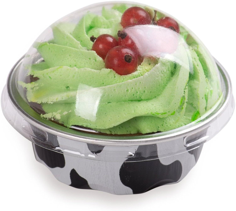 sorteos de estadio Restaurantware 100 Count Count Count Foil Baking Cup with Lid, 1.7-Ounce  el más barato