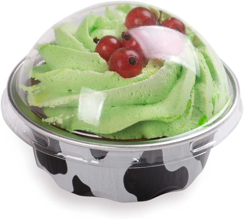 tienda Restaurantware 100 Count Count Count Foil Baking Cup with Lid, 1.7-Ounce  Descuento del 70% barato
