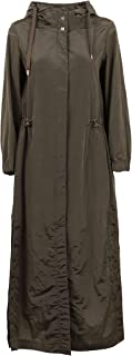 Herno Luxury Fashion Womens PA0031D123247735 Green Coat |