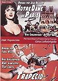 Programa Doble - Gina Lollobrigida (Notre Dame De París + Trapecio) [DVD]