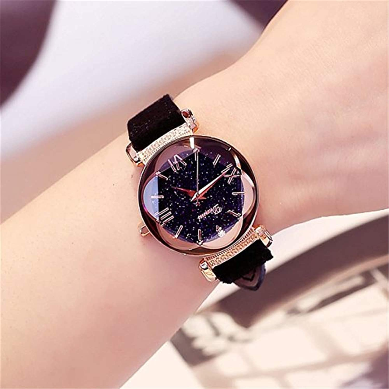 ANNIECLazy Watch Girl Star Student Trend Waterproof Authentic 2018