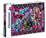 Clementoni - Puzzle Monster High de 500 Piezas (30422)