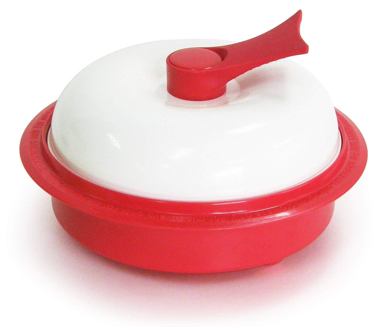 Range Mate MICROWAVEABLE COOKWARE Double Cooker