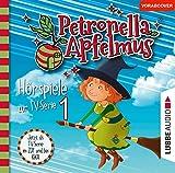 Petronella Apfelmus - Hörspiele zur TV-Serie 1: Der Oberhexenbesen, Papa ist geschrumpft, Verwichtelte Freundschaft.