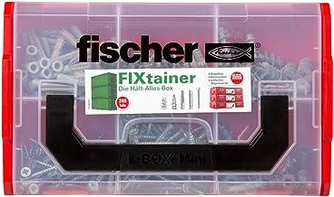 fischer 532893 Clavija de carpintería, Set de 240 Piezas