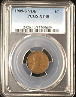 Best 1909 s vdb wheat penny Reviews