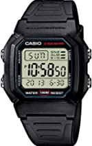 Casio Collection W-800H-1AVES Men Watch