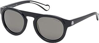 Moncler ML0088 BLACK/SMOKE 51/23/140 unisex Sunglasses