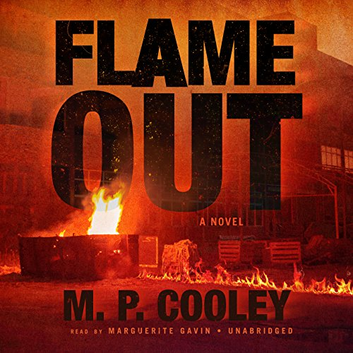 Flame Out audiobook cover art