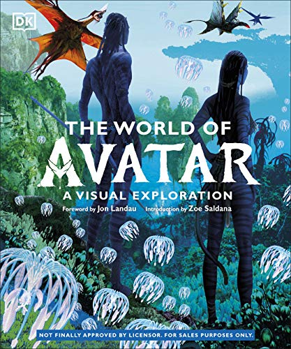 The World of Avatar: A Visual Exploration
