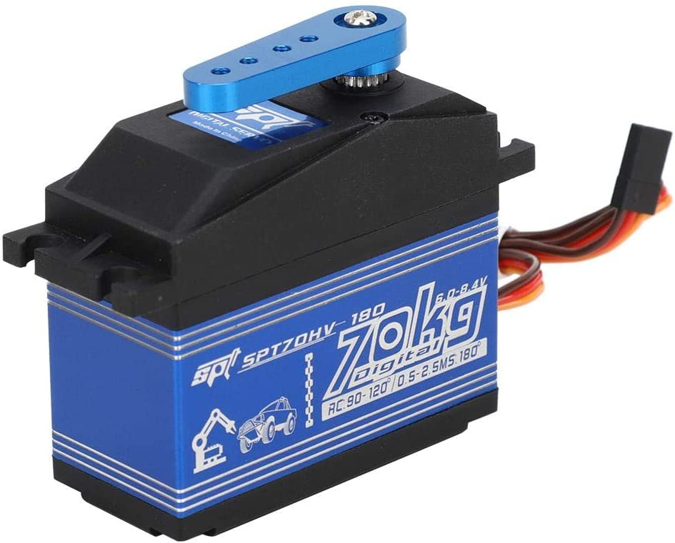 Alinory RC Year-end gift Car Servo Metal Steering High Gear Torque Max 61% OFF To