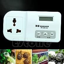 Digital Thermostat for Reptile Lizard Snake Heat Mat Lamp Incubator Aquarium AU Plug #37805#