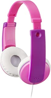 JVC HAKD7P Kid's Headphones (Pink)
