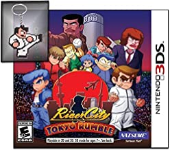 River City: Tokyo Rumble with FREE Limited Edition Kunio Keychain