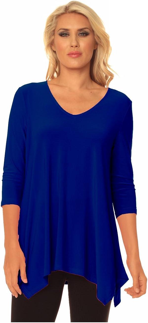 Alisha.D Travel Wear Tunic Fall Colors