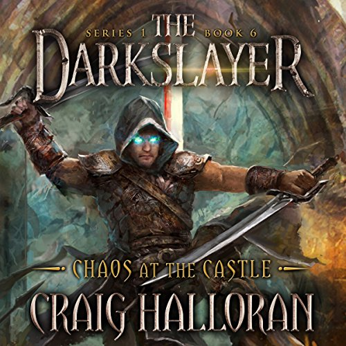 Chaos at the Castle audiobook cover art