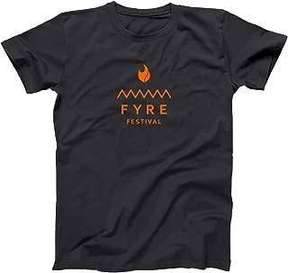 Donkey Tees Fyre Festival 2017 Bahamas Concert Music Event Mens Shirt