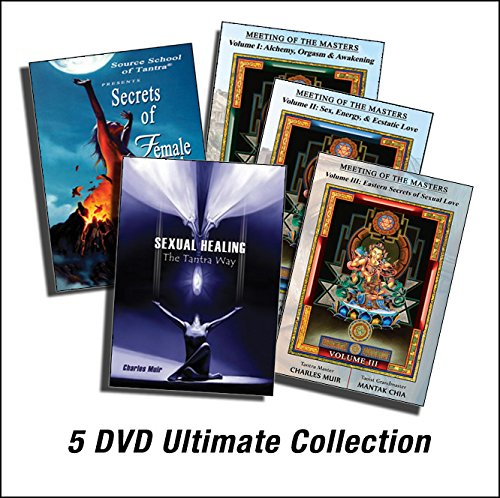 Ultimate Tantra 5 DVD Collection