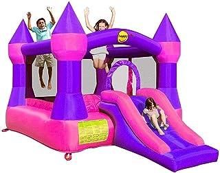 Happy Hop HappyHop 9017P. Castillo Hinchable: Bouncer con Slide.