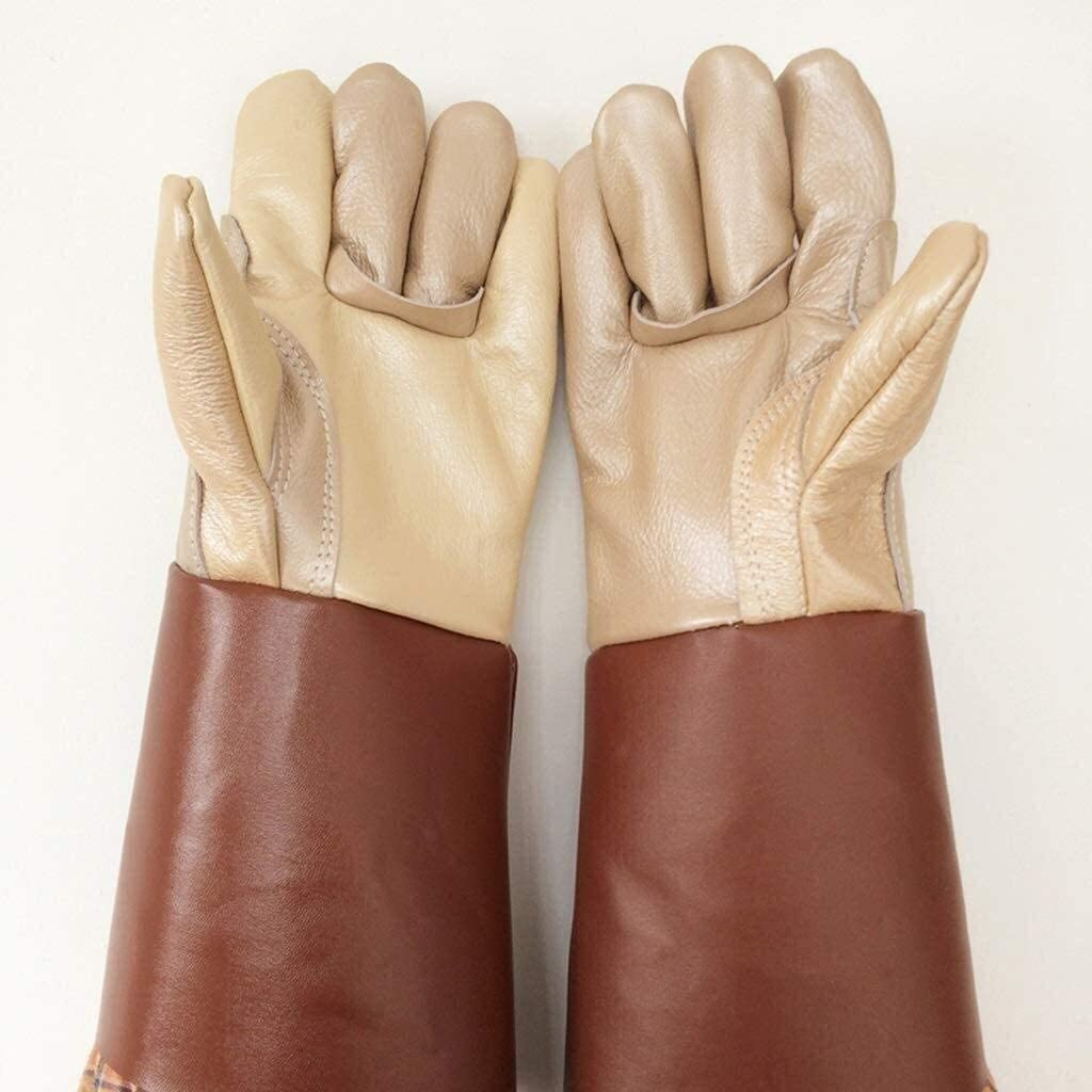 Welding Max 44% OFF 70% OFF Outlet Gloves Grilling Working Leather Fit