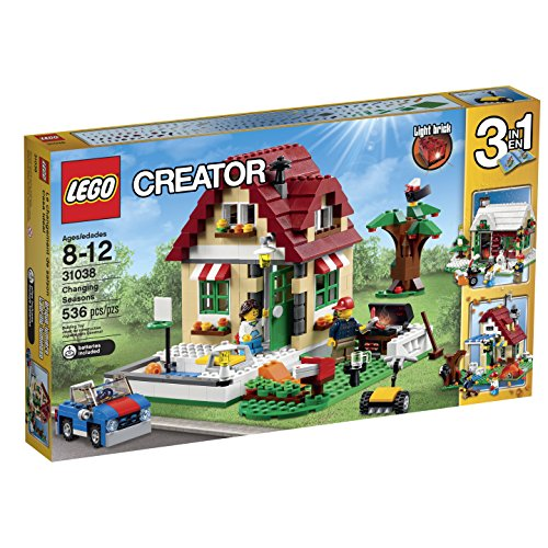 LEGO Creator 31038 Changing Seasons Building Kit