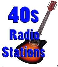 Top 25 40s Music Radio Stations