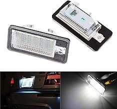 Suchergebnis Auf Für Audi A4 B7 Kennzeichenbeleuchtung 3 Sterne Mehr