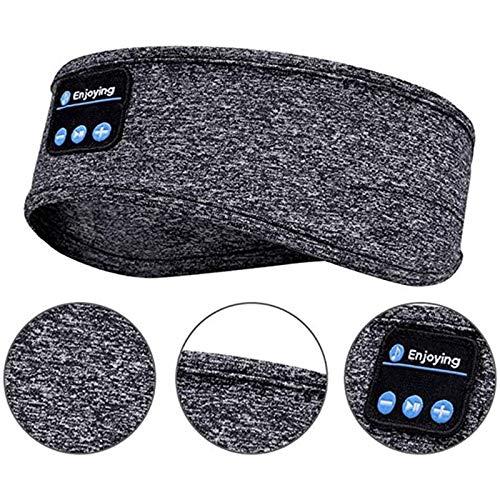 WuMei101 Sleep Headset Bluetooth Headband Headband Wireless Music Sports Headband Built-in Sleep...