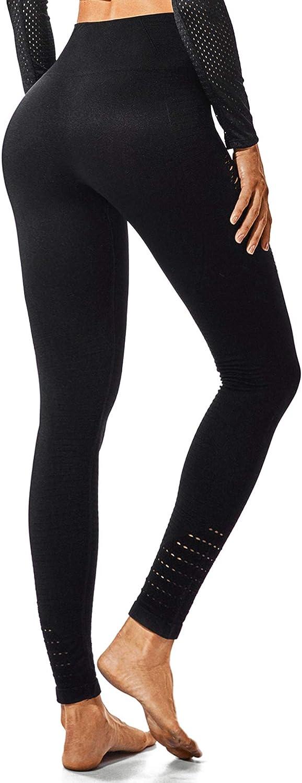 INSTINNCT Yoga Slim Fit Leggings Schwarz