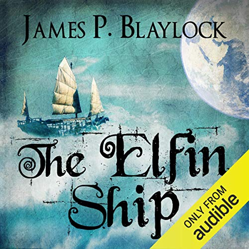 The Elfin Ship audiobook cover art
