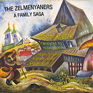 The Zelmenyaners audiobook cover art