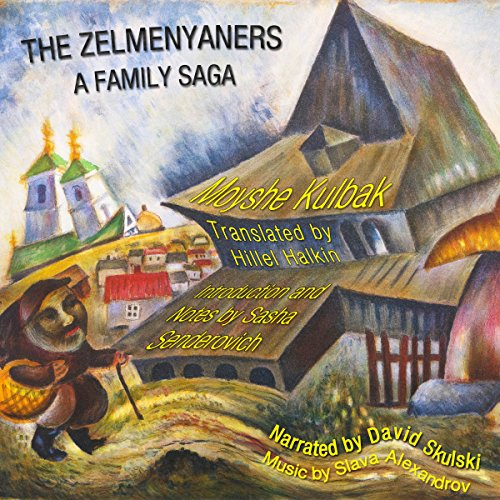 The Zelmenyaners cover art