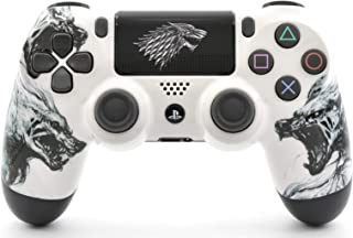PS4 Custom UN-MODDED Controller Exclusive Unique Designs - Multiple Designs Available CUH-ZCT2U (Wolfer)
