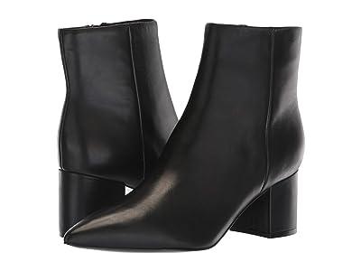 Marc Fisher LTD Jarli (Black Leather) Women