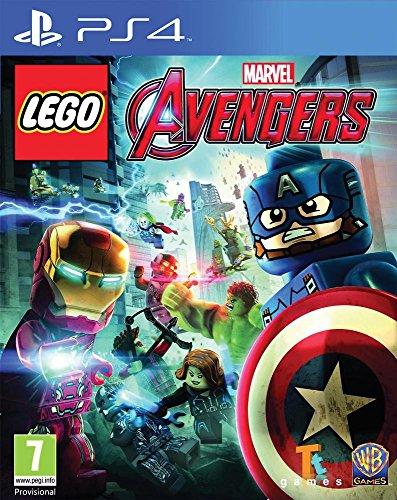 LEGO Marvel's Avengers - PS4-spel