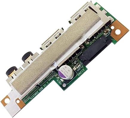 Placa Som USB Original Positivo Sim+ 3005 365 490 590 605 8665 Unique N4200-75R-A14IEB-0001
